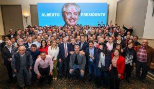 Alberto F. vuelve a Córdoba metido de lleno en la campaña de cara a octubre