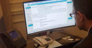 La Sala Laboral del TSJ comenzó al usar firma digital para suscribir sentencias y resoluciones