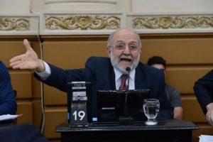 García Elorrio y su fuerza política impugnaron a Angulo para el TSJ