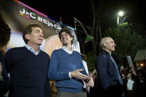 Lousteau pidió «trabajar por una Argentina moderna y de iguales»