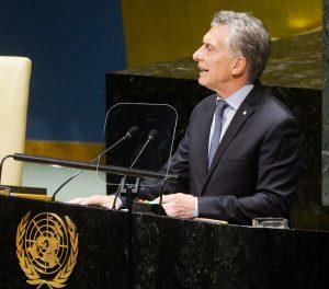 Macri reafirmó la soberanía argentina sobre Malvinas y reiteró los reclamos a Irán por AMIA
