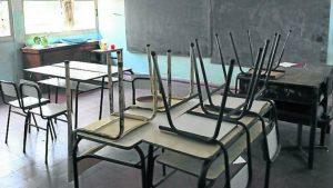 Para los gremios, es «muy alta» la adhesión al paro nacional docente en Buenos Aires