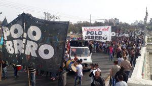 En el marco de la «jornada nacional de lucha», en Córdoba habrá piquete y marcha del Polo Obrero y la Izquierda
