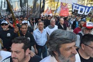 Pitrola le salió al cruce a Garavano por sus dichos sobre los que protestan
