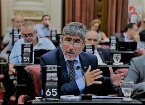 Quinteros redobló su crítica contra las «irregularidades en el mecanismo de facturación» de la EPEC