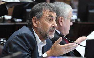 Caserio se sumó al pedido de Alberto F. por las protestas de movimientos sociales