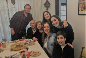 Vidal recibió un gran apoyo en su cumpleaños