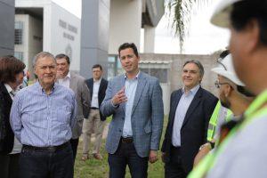 «Si Alberto Fernández es elegido presidente, yo voy a estar ahí, apoyándolo», afirmó Schiaretti desde San Francisco