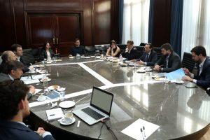 Sica analizó con diputados medidas para favorecer el crecimiento de la Argentina en los próximos años