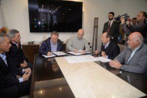 Schiaretti destacó el trabajo conjunto entre la Provincia y el municipio de Carlos Paz