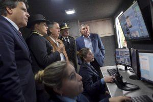 La fuerza de seguridad incorporó tecnología para el reconocimiento digital de personas