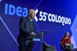 En coloquio de IDEA, Lavagna acentuó su crítica con Macri y el kirchnerismo