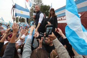 Elecciones: Macri convocó a un «octubre histórico» al encabezar marcha del #SíSePuede en Córdoba
