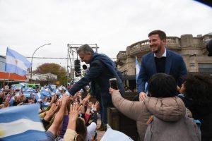Macri lleva la marcha del «Sí se puede» a Entre Ríos