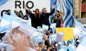 Desde Río Cuarto, Macri afirmó que los argentinos «no quieren a los prepotentes que se creen dueños del poder»
