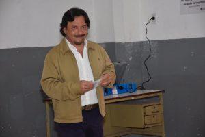 El precandidato a gobernador Gustavo Sáenz fue el más votado en las PASO salteñas