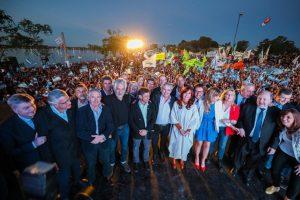 Junto a CFK y los gobernadores, Alberto F.  llamó a construir un país que «contenga a todos»