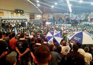 En cónclave sindical (K) por el «Día de la Lealtad» se rechazó la persecución al movimiento obrero y sus dirigentes