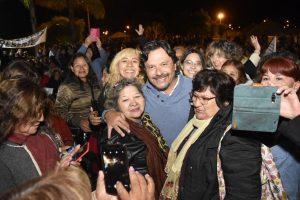 En cónclave con docentes, Sáenz afirmó que si es elegido gobernador sus «prioridades» serán la salud y la educación