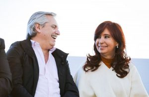 """Cristina Kirchner y yo somos lo mismo"", afirmó Alberto F."
