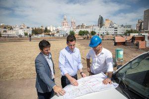 Wifi libre: el Parque del Centro Cívico tendrá capacidad para 2.000 conexiones únicas en simultáneo