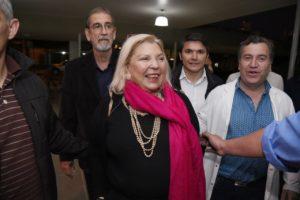 Carrió formalizó su renuncia «irrevocable» a la banca de Diputados