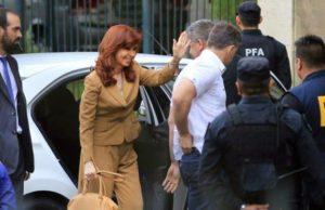 Los «Cuadernos K» ya están en el Tribunal que juzgará a CFK