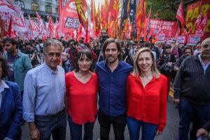 Del Caño: «Chile marca el camino para enfrentar el ajuste»