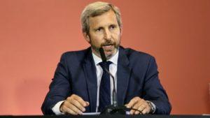 «Si hay paridad hay que esperar el escrutinio definitivo», advirtió Frigerio