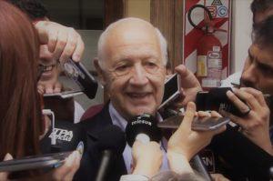 Tras votar, Lavagna afirmó que «Argentina tiene todo para ser una sociedad próspera»