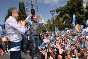 En la marcha del #SíSePuede, Macri se pronunció «a favor de las dos vidas»