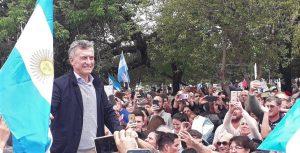 Macri con duras críticas al Frente de Todos, liderado por Alberto F.
