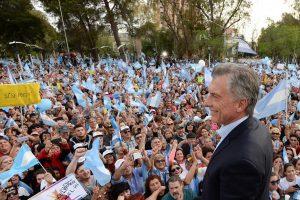 En el #SíSePuede en Neuquén, Macri insistió en pedir «más tiempo para cambiar las cosas»