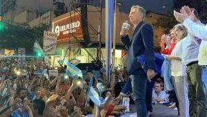 «Aunque digan barbaridades, vamos a combatir el narcotráfico», afirmó Macri en alusión a los dichos de Kicillof