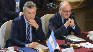 En la previa del debate, Faurie espera que sirva para que Macri se meta en el balotaje