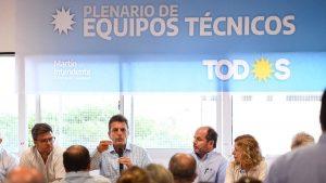 Massa se pronunció por «reconstruir» la Argentina que «Macri deja dinamitada»