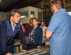 Massa dijo que el presidente Macri «está bordeando el ridículo» con sus anuncios de campaña