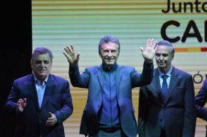 Tras apuntar sus críticas contra Kicillof, Pichetto hace campaña en Traslasierra
