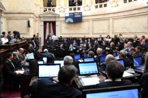 El PJ con quórum propio en el Senado y Juntos por el Cambio con cinco bancas más