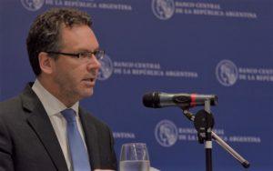 «Buscamos preservar las reservas durante la transición», dijo Sandleris acerca del cepo cambiario