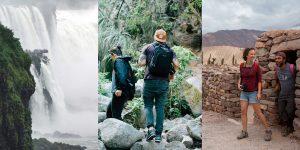 Rércord de turistas en todo el país durante el fin de semana largo