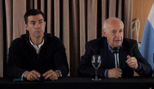Junto a Urtubey, Lavagna advirtió que es «urgente» volver a poner de pie la economía nacional