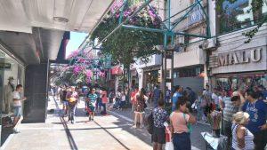 En Córdoba, ventas minoristas cayeron 11,1% en septiembre