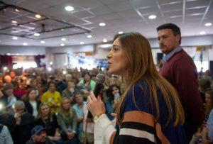 «No hay segunda vuelta» en Buenos Aires, advierte Vidal en un nuevo spot de campaña