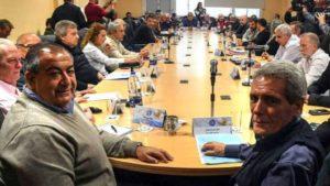 En otra muestra de apoyo al nuevo Gobierno, Daer afirmó que el sindicalismo acompañará a «sacar al país adelante»