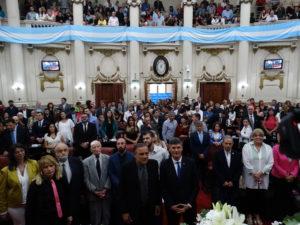 Nuevo Concejo: juraron los ediles electos y las autoridades para el período 2019-2023