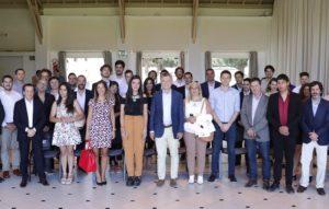 Macri aseguró que seguirá «estando a disposición» del sector de las Pymes