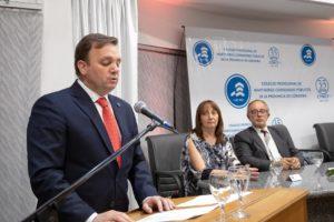 El Colegio Profesional de Martilleros Corredores Públicos  celebró su 35° aniversario
