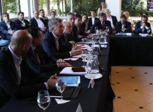 Macri y Sica presentaron los resultados del Plan Argentina Exporta y de la Mesa Exportadora
