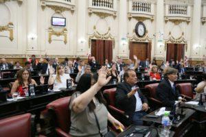 Pese al rechazo del arco opositor, la mayoría oficialista aprobó (en primera lectura) el Presupuesto 2020